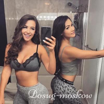 Проститутка Лена и Оля